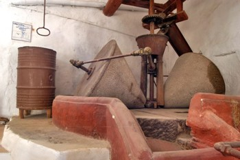 Historic olive oil mill Molino de los Mizos